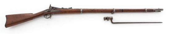 U.S. Model 1866 Allin Conversion Trapdoor Rifle