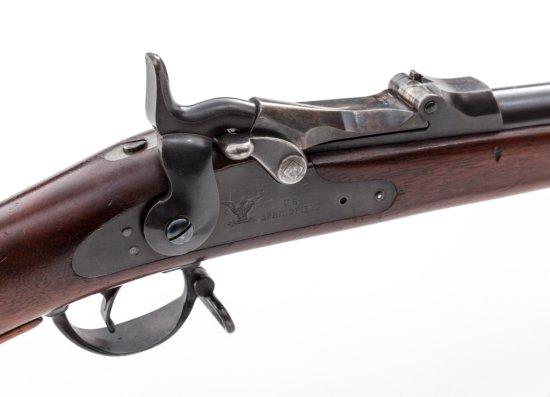 Springfield Model 1873 Trapdoor Rifle