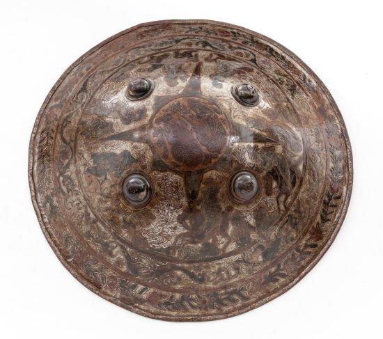 Indo-Persian Parade Shield