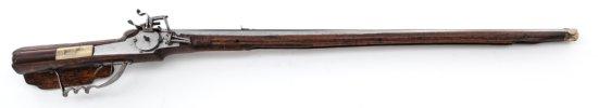 17th Century Nuremberg Style Wheellock Rifle