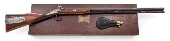 Fine British 1836 Brunswick Perc. Rifle