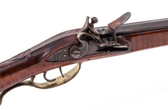 Fullstock Kentucky Style Flintlock Rifle