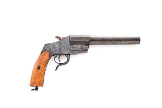 German Hebel Model 1894 Flare Pistol
