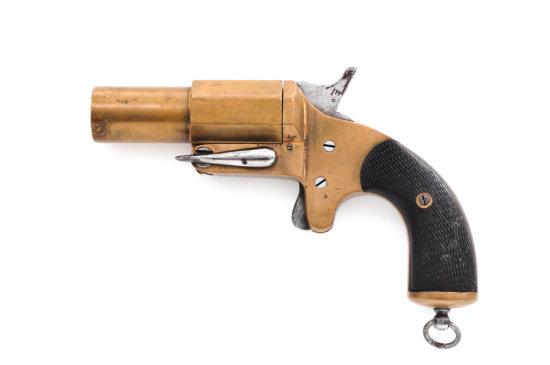 WWI Era French Flare Pistol