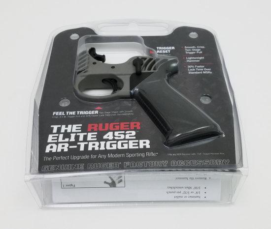 Ruger Elite 452 AR Trigger Assembly