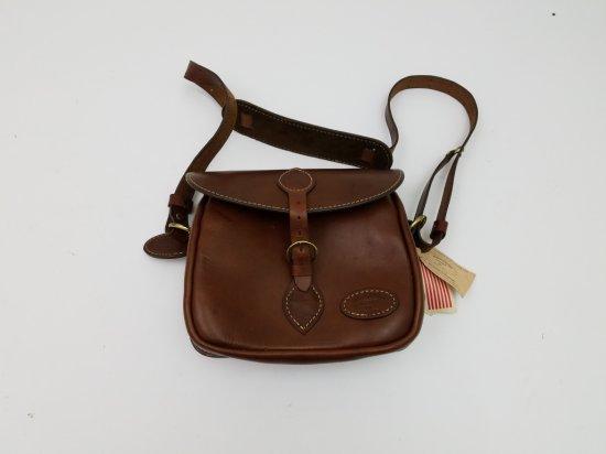 Highlander Accents Ltd. Leather Shotgun Pouch