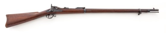 U.S. M.1884 Trapdoor Rifle, by Springfield