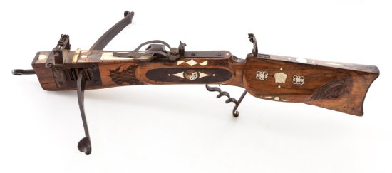 Victorian Era Crossbow