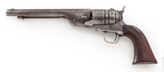 1st Mdl Colt Richards Conv. to 1860 Army