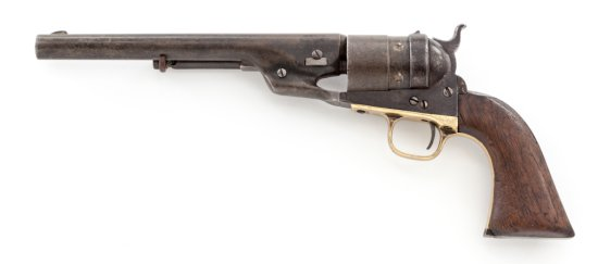 1st Mdl Colt Richards Conversion-1860 Army