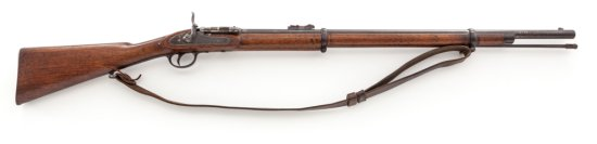 Enfield Model 1852 Officer's Carbine, by H. Egg