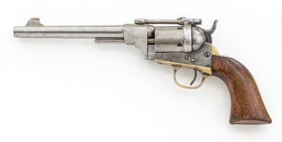 Colt Model 1849 Revolver conv. to Metallic Cartridge