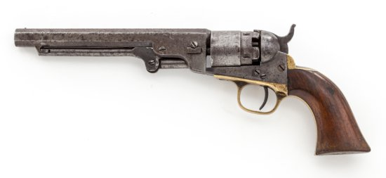 Colt Model 1862 Pocket Navy Perc. Revolver