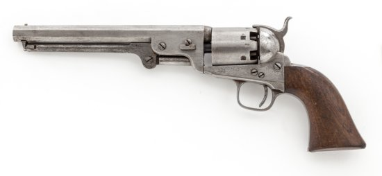 Colt Model 1851 London Navy Perc. Revolver