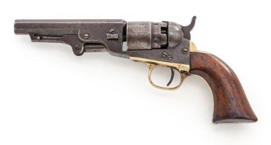 Colt Model 1849 Pocket Navy Perc. Revolver