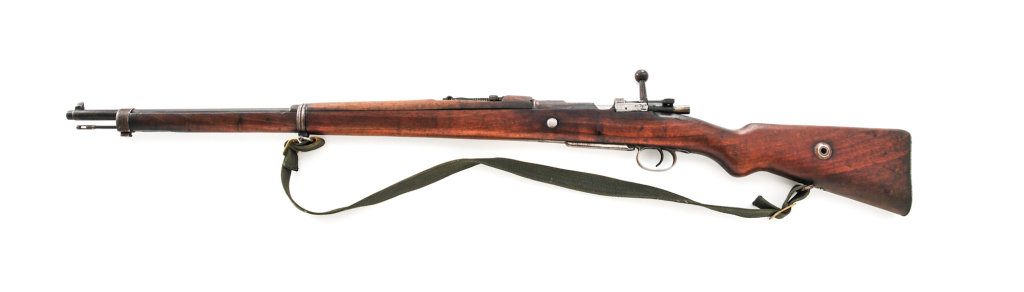 Lot: Model 1903/38 Turkish Mauser Bolt Action Rifle | Proxibid Auctions