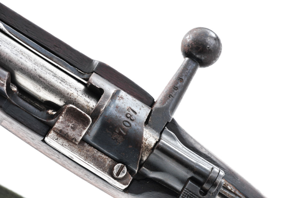 Lot: Model 1903/38 Turkish Mauser Bolt Action Rifle