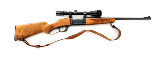 Savage Model 99E Lever Action Rifle