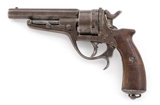Galand Model 1872 Service Revolver