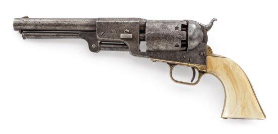 Colt Hartford London Dragoon Perc. Revolver