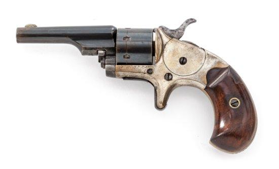 Colt Open-Top Pocket Model Revolver