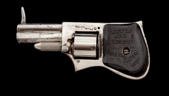 Wright Arms Co. ''Little All Right'' Revolver