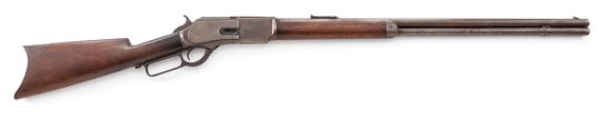 Winchester Model 1876 Lever Action Rifle