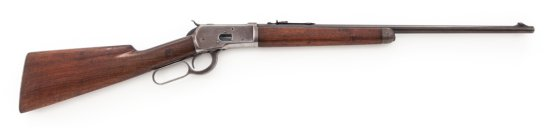 Winchester Model 53 Lever Action Rifle