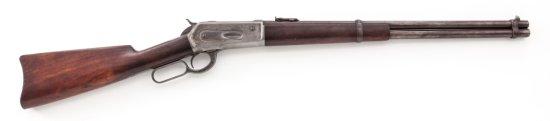 Winchester Model 1886 Saddle Ring Carbine