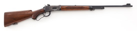 WWII Era Deluxe Winchester Model 64 LA Rifle