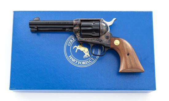Colt Custom Gun Shop Single Action Army Revolver