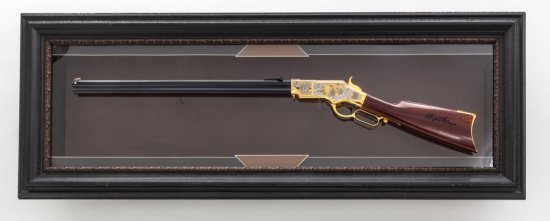 Uberti/Am. Remembers Gettysburg Tribute Henry Rifle