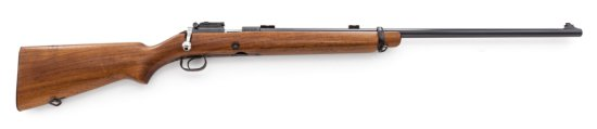 1930s Winchester Model 52 Bolt Action Rifle