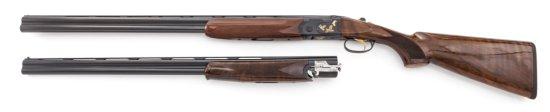 Beretta M.686 Quail Unltd. Covey O/U Shotgun