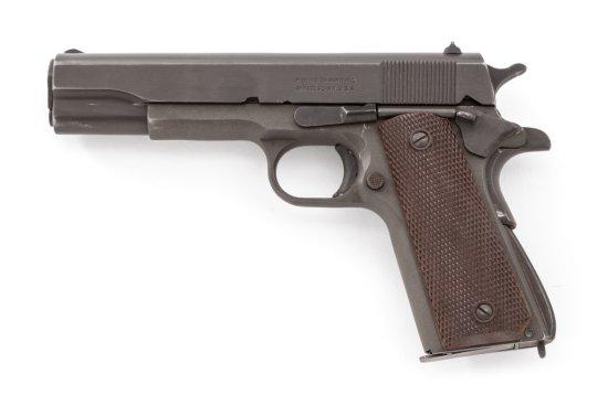 Remington-Rand 1911-A1 Semi-Auto Pistol