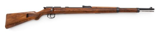 German Buscher-Sportmodell Bolt Action Rifle