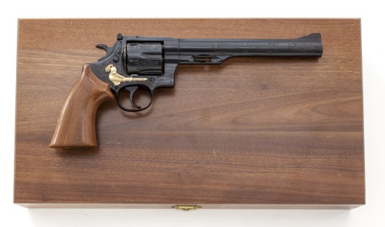 2-Gun Set High-Standard Crusaders Revolvers