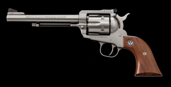 Ruger New Model Blackhawk Single Action Revolver