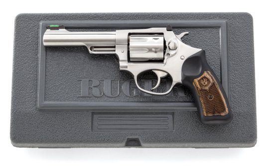 Ruger SP-101 Double Action Revolver