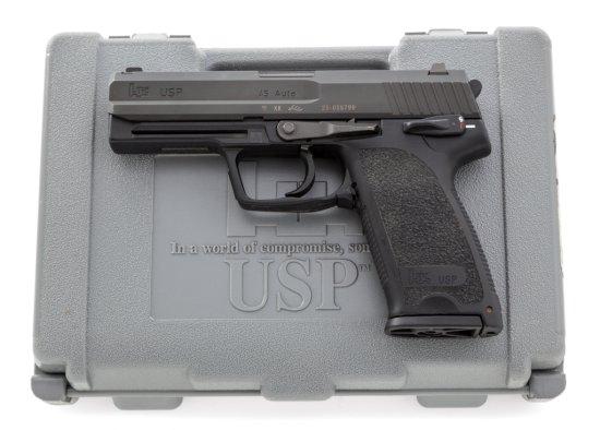 Heckler & Koch Model USP 45 Semi-Automatic Pistol