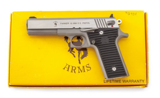 Wyoming Arms Parker Model SA Pistol