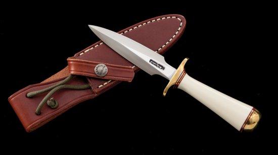 Randall Model 2-4 ''Fighting Stiletto'' Knife