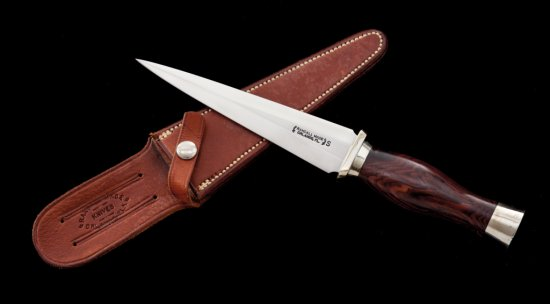 Randall Model 13 ''Small Arkansas Toothpick''