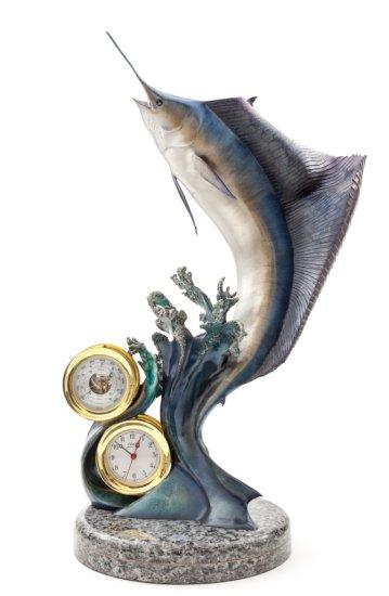 Bronze of Marlin