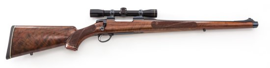 Custom Sako Actioned Fullstocked Sporting Rifle