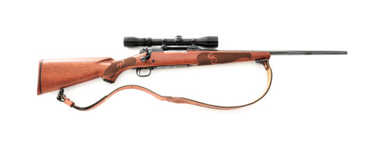 Winchester Model 70 XTR Featherweight Bolt Action Rifle