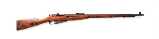 Russian Model 91/30 Mosin-Nagant BA Rifle