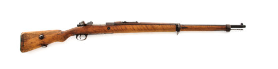 Turkish Model 1903/38 Bolt Action Rifle