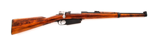 Argentine Model 1891 Bolt Action Carbine