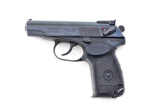 Russian Model IJ-70 Semi-Automatic Pistol
